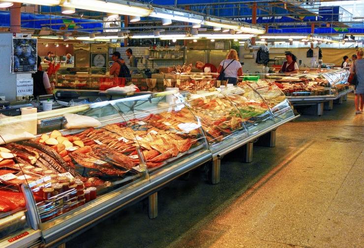 Le parassitosi in acquacoltura: quali i rischi per il consumatore?